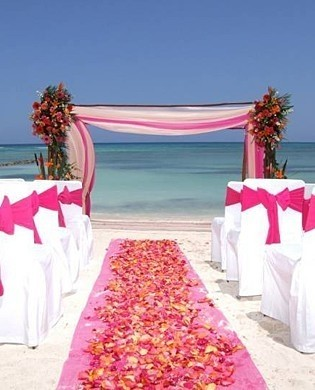 Tips for Choosing a Gown for Your Destination Beach Wedding