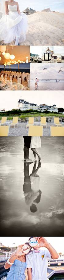 Beach Wedding Photo Ideas