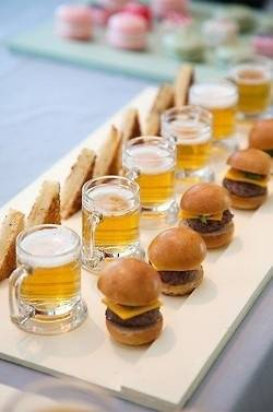 Mini Food Hors D'Ouvres