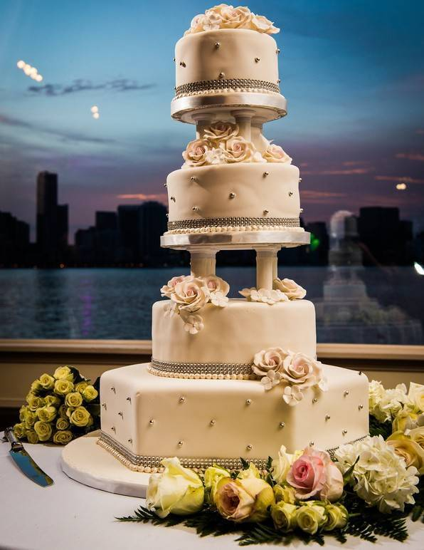 Miami Skyline Wedding