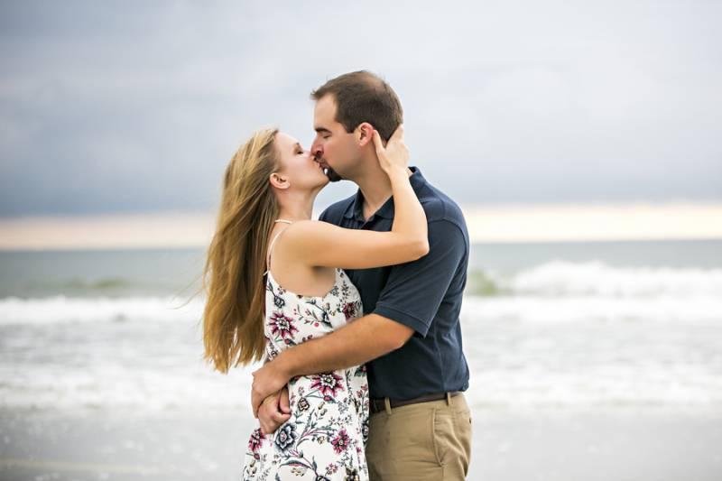Romance Overcast   Engagement Shoot