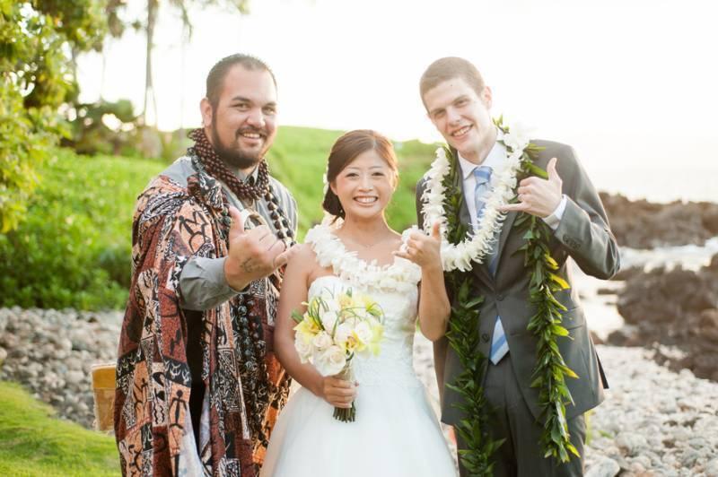 A Maui Wedding and Trash the Dress Session