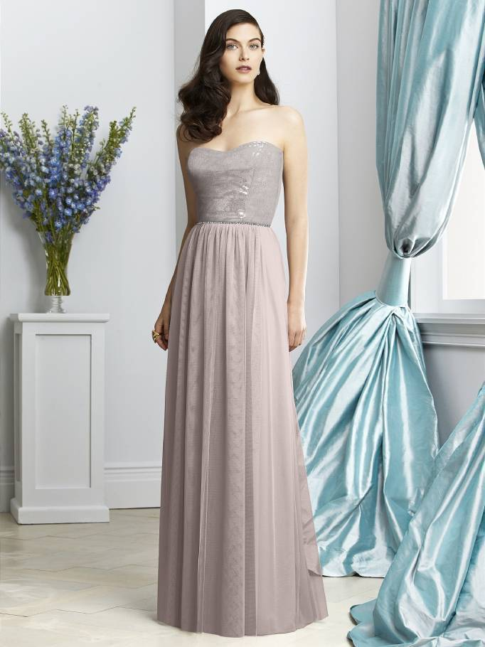 5 Gorgeous, Beach-Style Bridesmaids Dresses