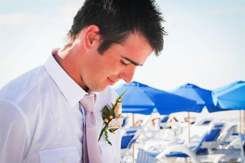 Beach Getaway Wedding