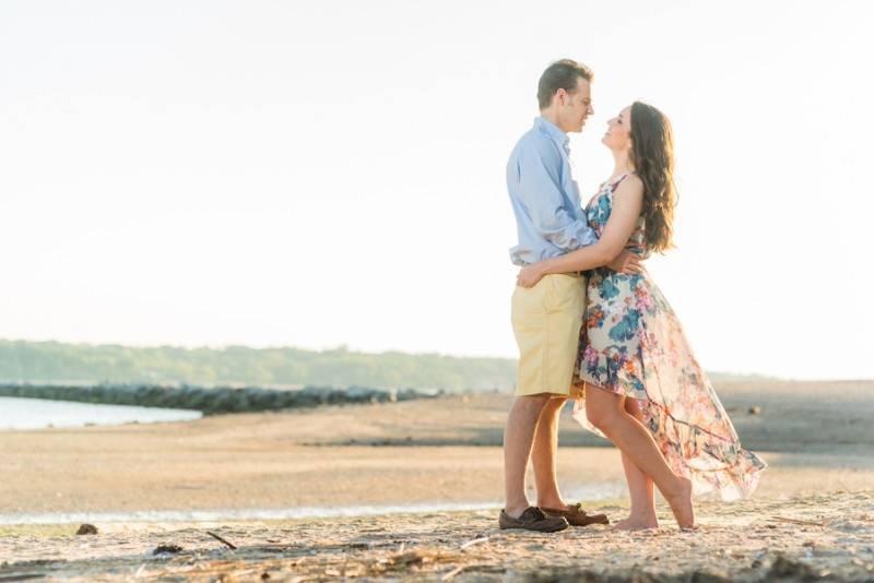 A Beautiful Sunny Day   Engagement Session