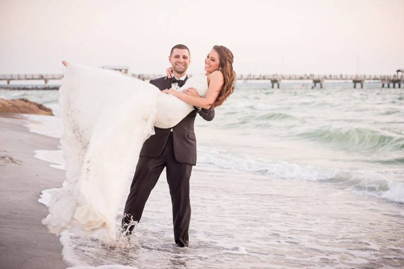 Trash the Dress & Suit