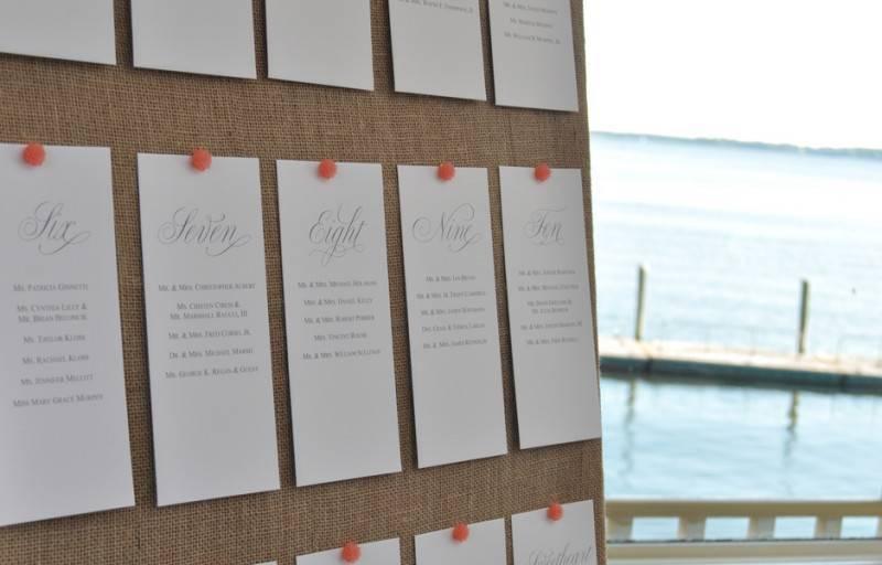 Enchanting Nautical Wedding