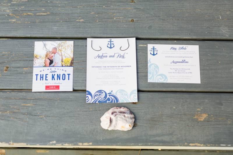 Rustic Nautical Wedding