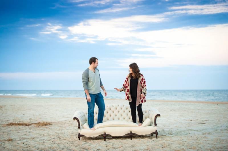 Tiffany + Stephen Engagement Session