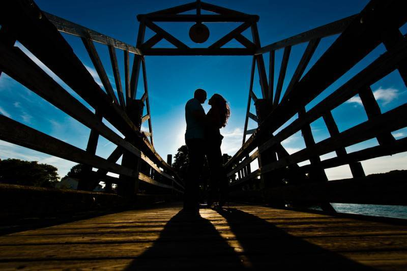 A Silhouette Of Love