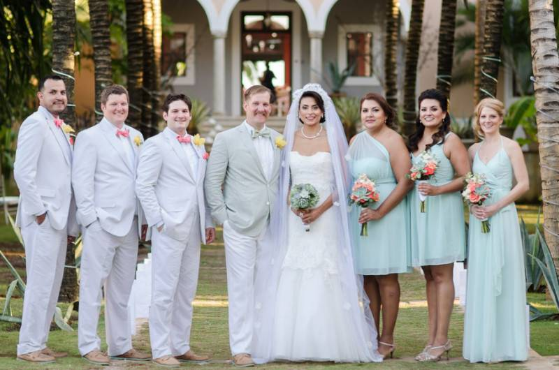 A Barrio Fiesta Wedding