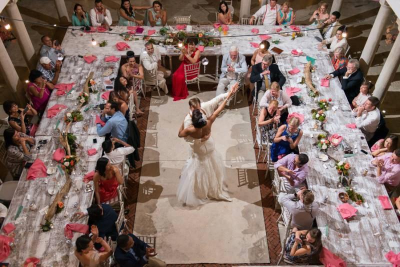 A Barrio Fiesta Wedding