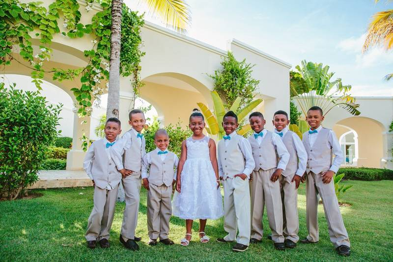 Destination Weddings: Fun Activities for Younger Guests
