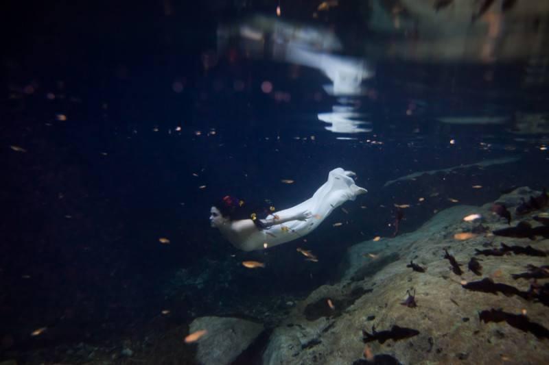 Magic Underwater