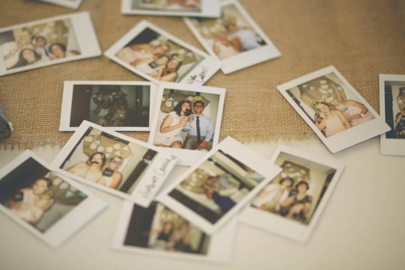 Polaroid Memoirs