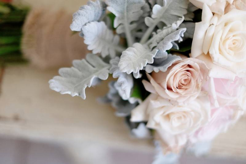 Pastel Colored Bouquets