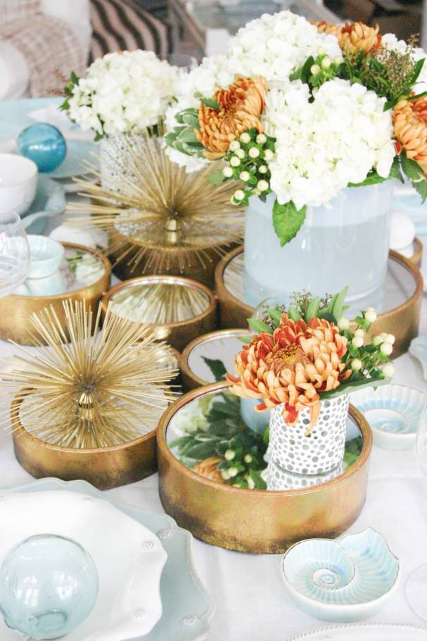 5 Simple Beach Wedding Vignette Ideas