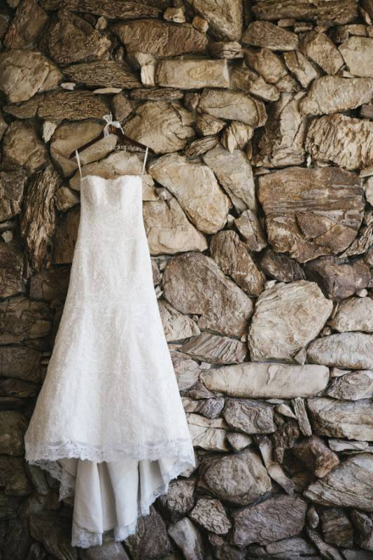 Rustic Chic with Vintage Touches