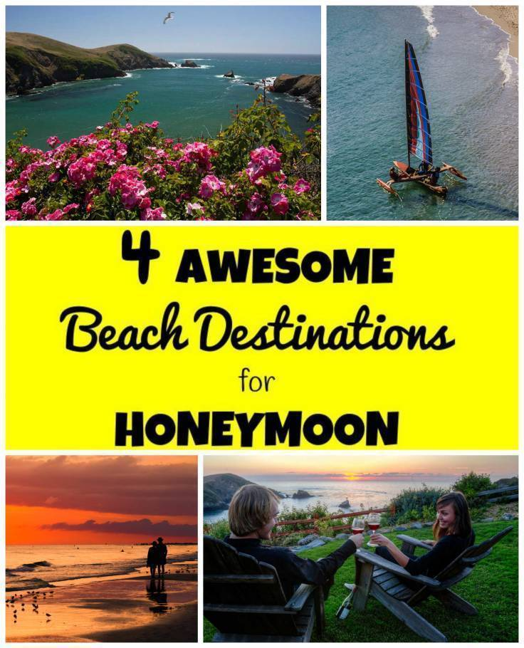 4 Awesome Beach Destinations for Honeymoon