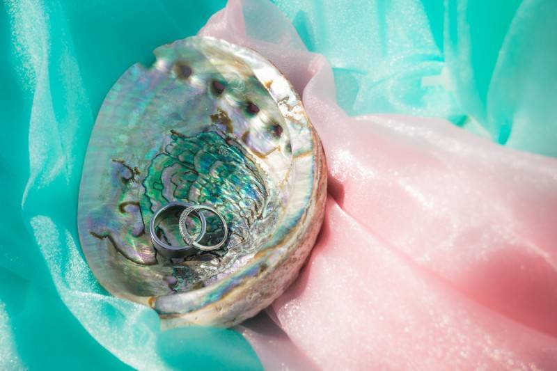 Vibrant and Romantic | Turquoise and Pink