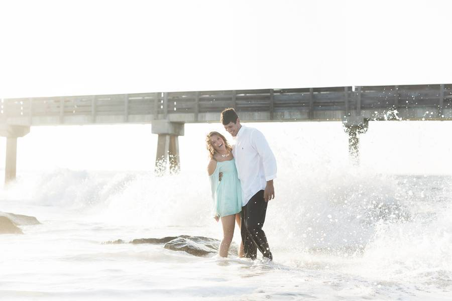 Love Is At The Shore