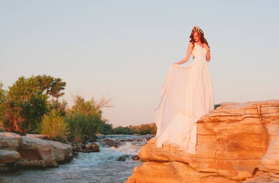 Styled Shoot: Love Overflows Like River