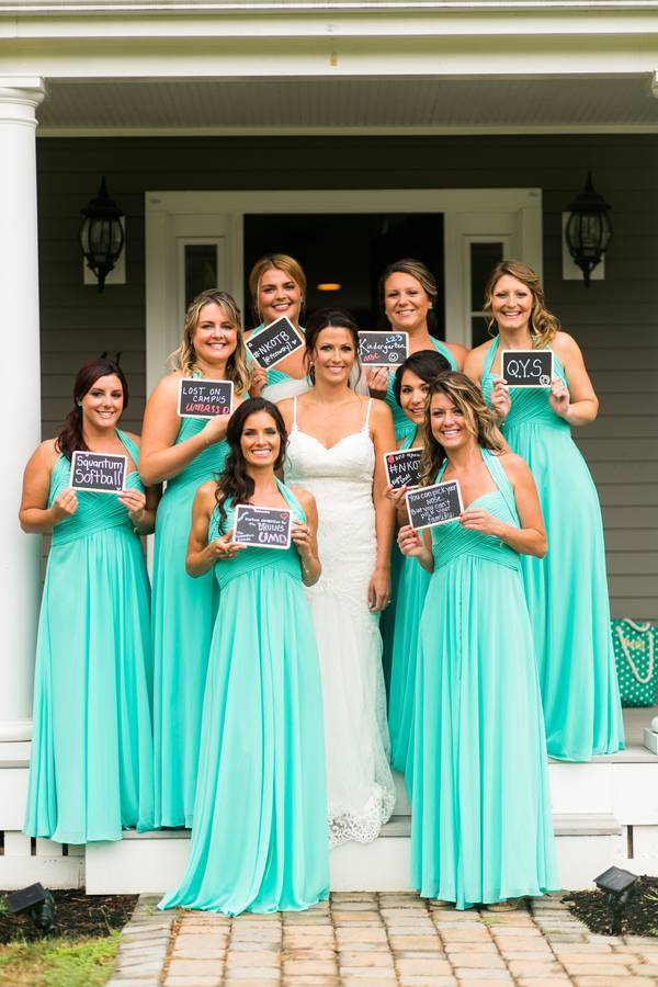 An Outdoor Wedding in New England