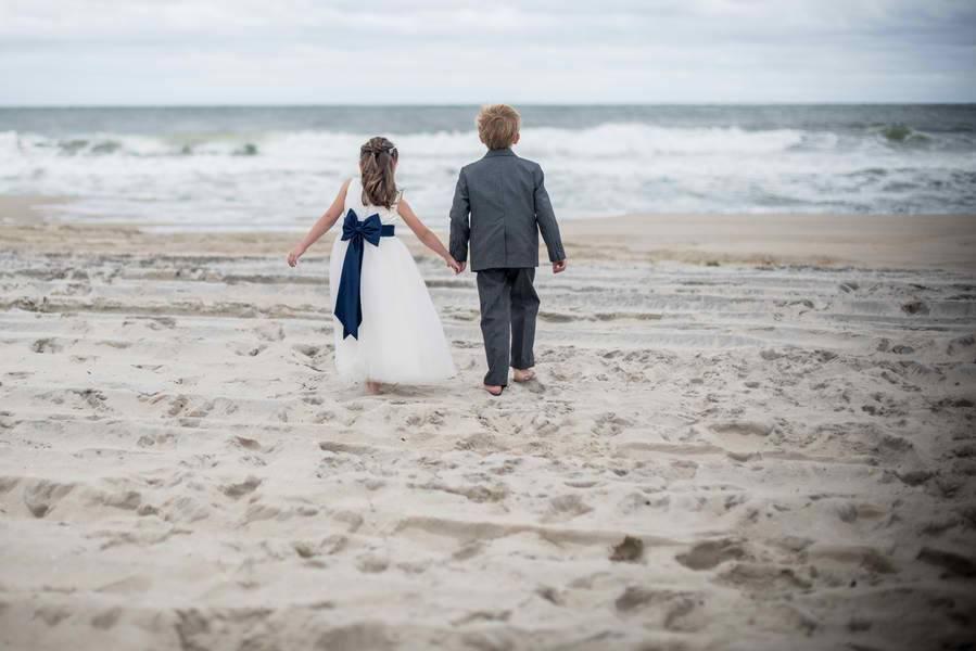 Beautiful Love In A Beautiful Beach