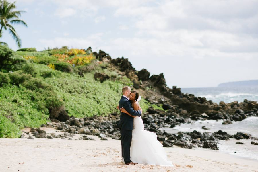 Wonderfully Wedded in Maui