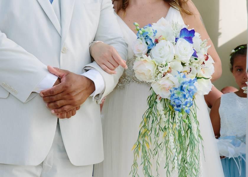 Wedding at Paradise