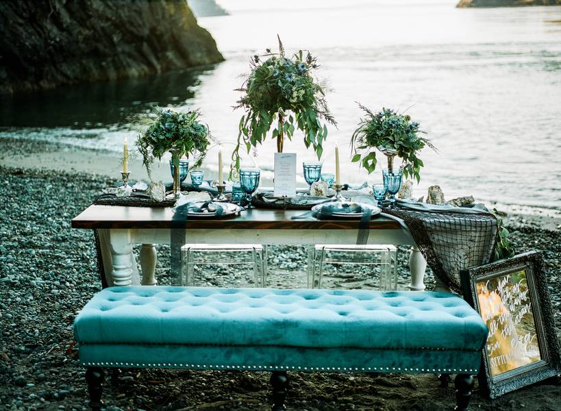 Soft Blue and Gray by the Bay