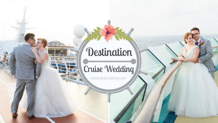 Destination Cruise Wedding