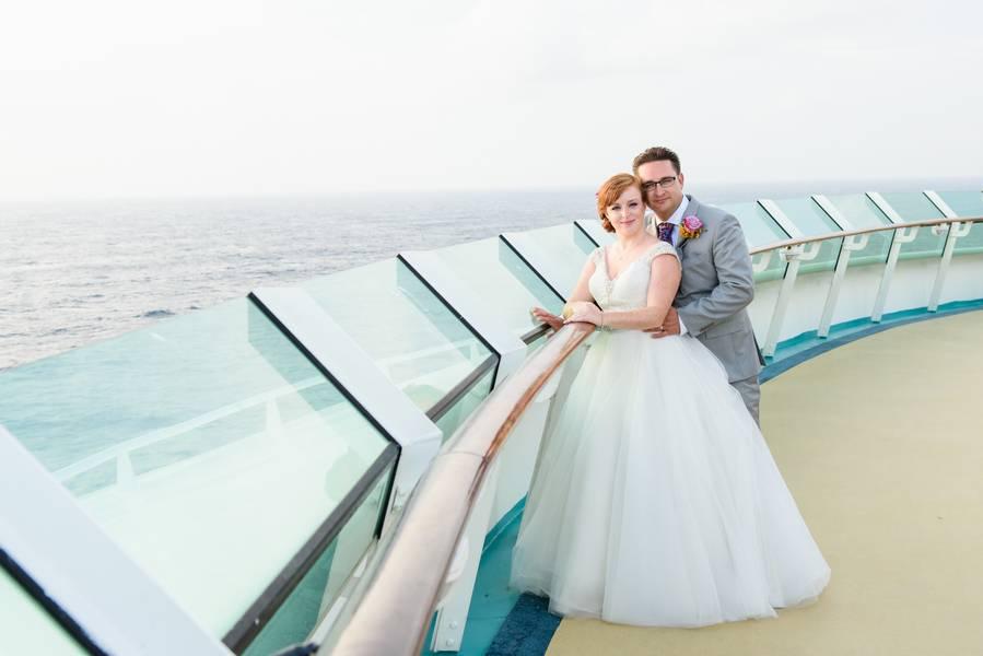 Destination Cruise Wedding