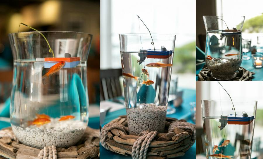 Hooked On Love   Nautical Themed Rehearsal Dinner