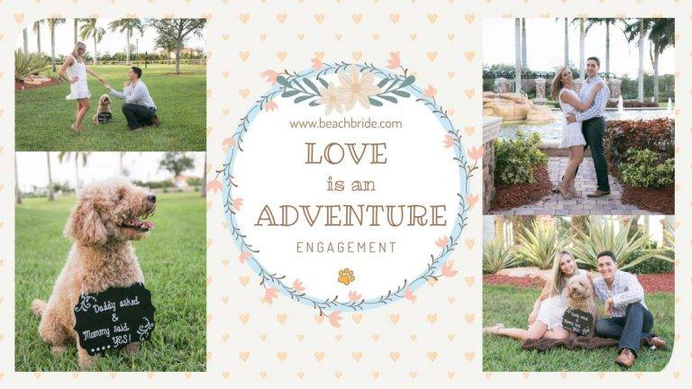 Love is an Adventure – Engagement