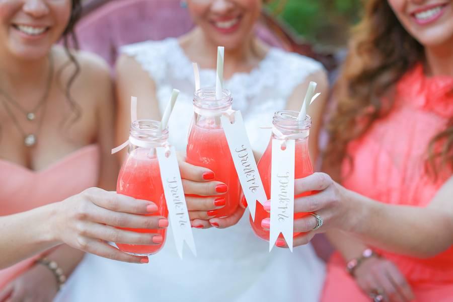 Alice in Wonderland Styled Wedding