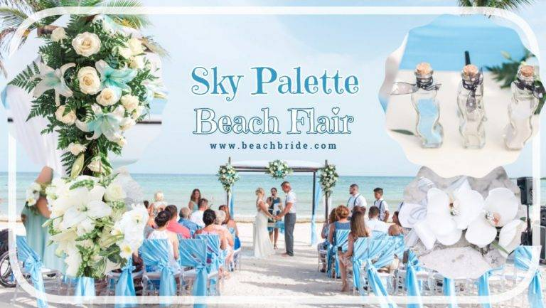 Sky Palette Beach Flair