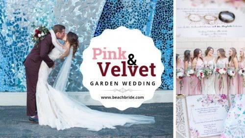 Pink and Velvet