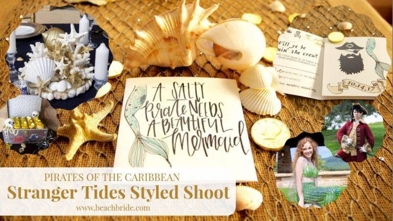 Pirates of the Caribbean Stranger Tides Styled Shoot