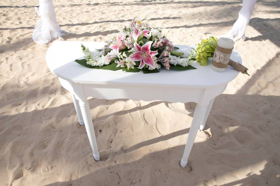 Fairytale Wedding In Punta Cana