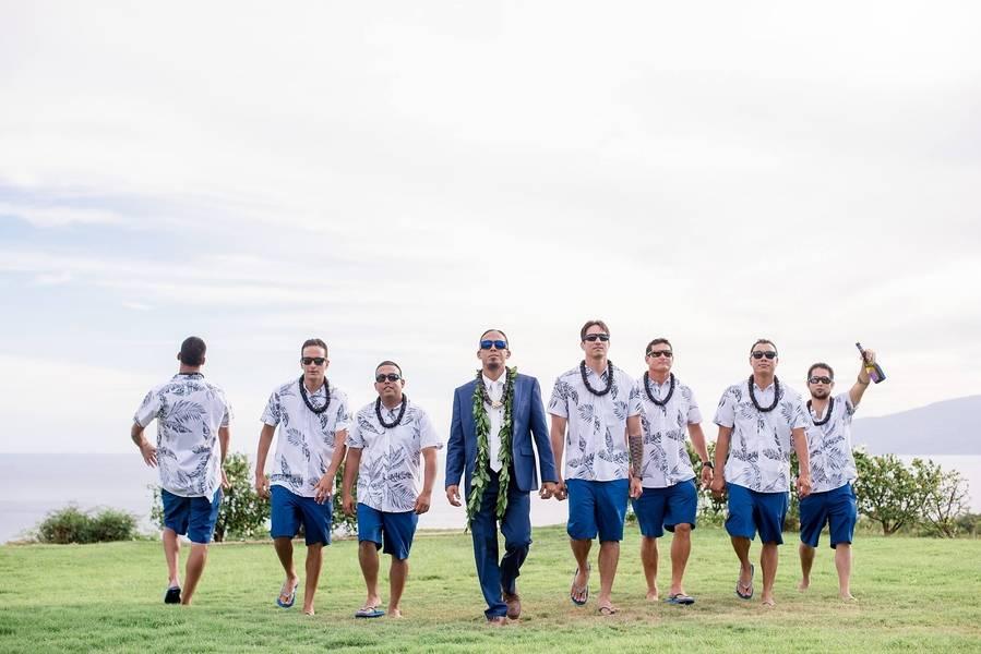 Maui Wedding at Dragon Fruit Farm