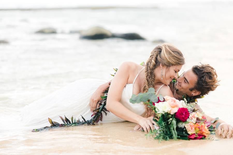 Haiku Mill Maui Elopement