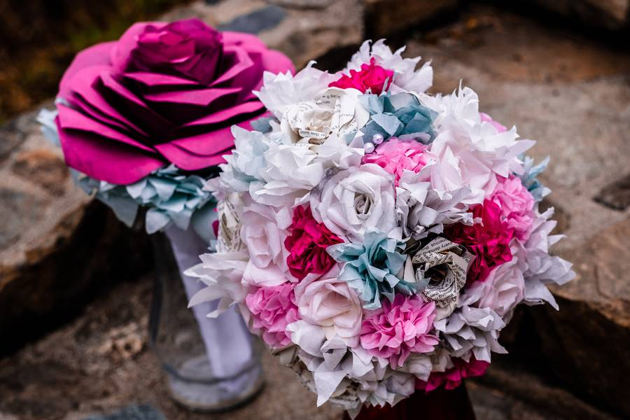 Alice in Wonderland Themed Destination Wedding in Big Sur