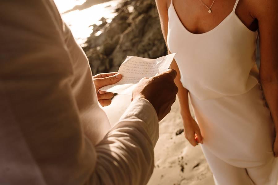 Wedding at Makanda by the Sea