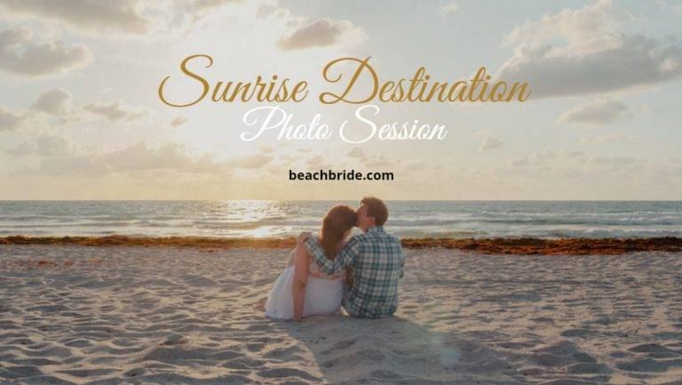Sunrise Destination Photo Session