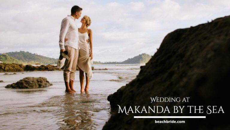 Wedding at Makanda by the Sea