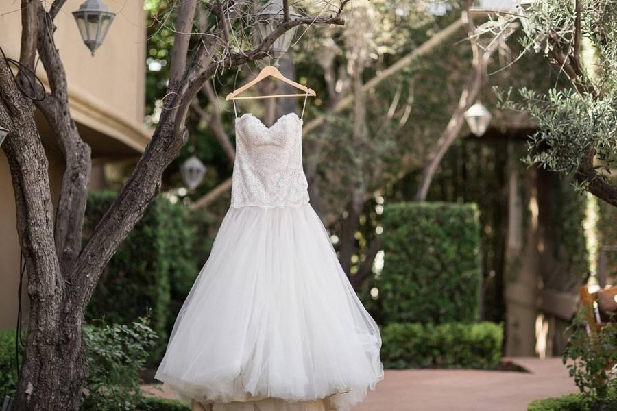Elegant Ocean View Resort Wedding