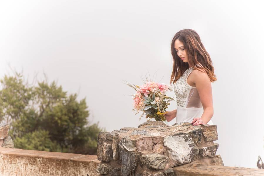 Big Sur Bridal Styled Shoot