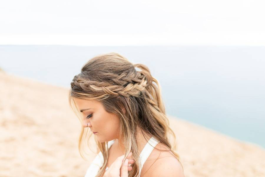 Sleeping Bear Dunes Elopement
