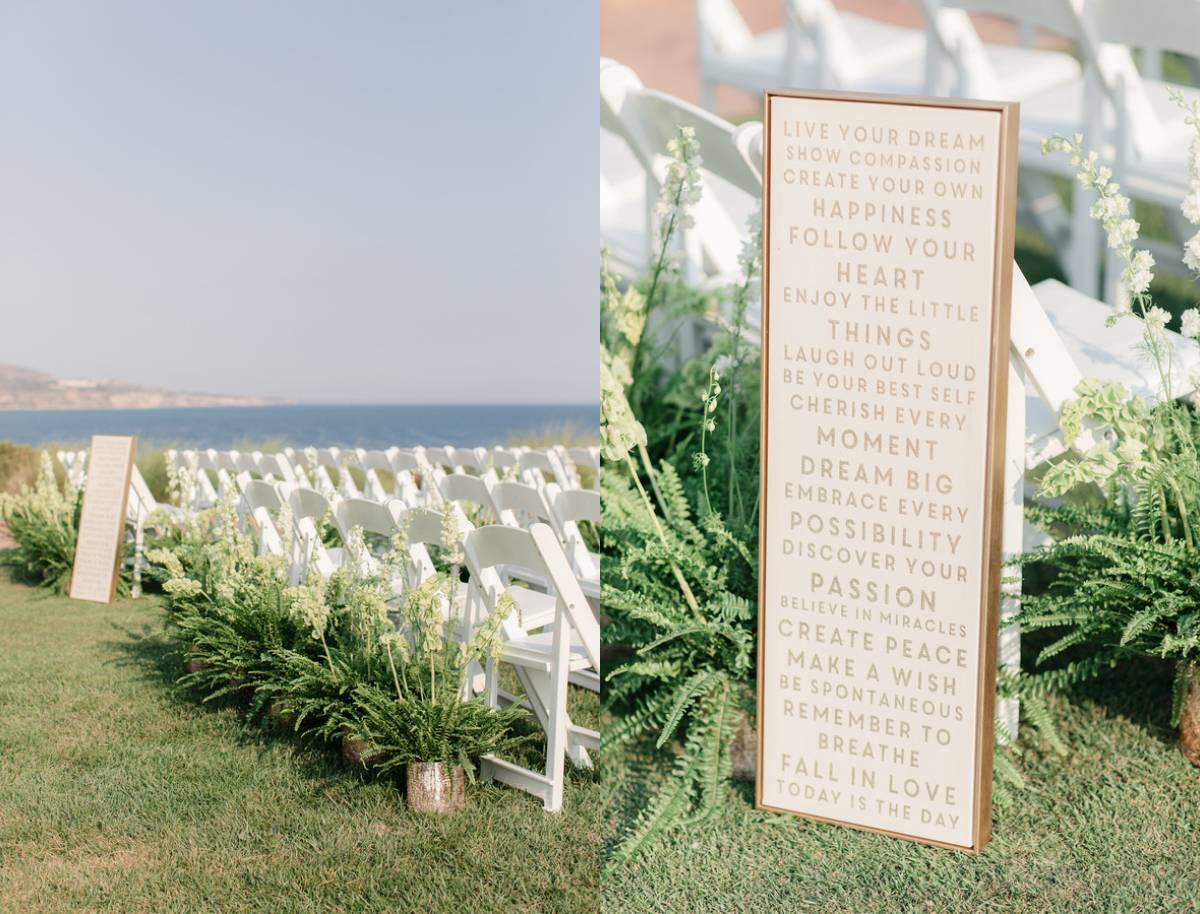 Terranea Resort Wedding